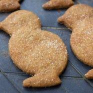 Cinnamon Brown Sugar Cookies