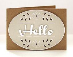 Hello Card Cover 11