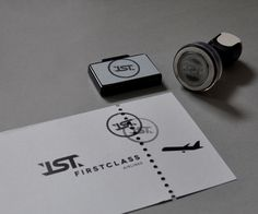 1st class tickets / 2012 by Martyna Wędzicka, via Behance