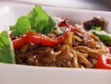 16 Minute Meals Around the World : The Pioneer Woman : Thai Beef with Peppers