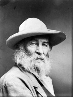 """Walt Whitman...""""Resist much. Obey little."""""""