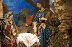nativity scenes pictures | Nativity Scene in Prague - Christmas Nativity, Prague