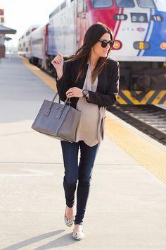 Fashion! #maternity #style www.wombox.co