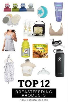 Top 12 Breastfeeding