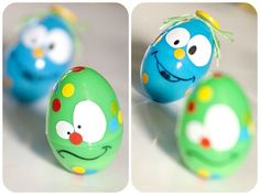 Frog in a pocket: Funny Dancing Eggs (like Weebles if you remember those)! #Pintorials pocket, frog, danc egg