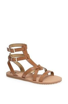 Circus by Sam Edelman 'Selma' Gladiator Sandal available at #Nordstrom