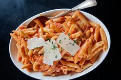 Penne alla Vodka  Recipe - Saveur.com