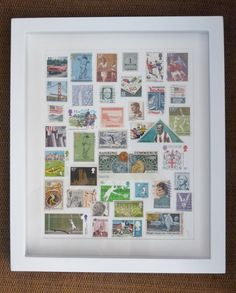 Sports, Trading and US History Stampede – An new Original Stampede commissioned as a sister to brother birthday gift. Includes stamps as reminders of ultra marathons in the atacama desert chile and Mont Blanc @fromPerforation