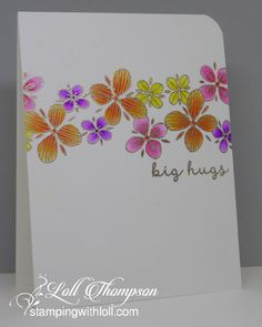 Big Hugs card by Lol