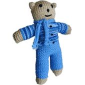 knitting and crocheting patterns for teddy bears