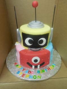 ... Decorated Cakes on Pinterest  Two Tier Cake, Fondant and Sheet Cakes
