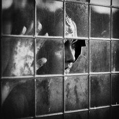 — Tommy Cavarela white photographi, god, window, dream, art, tommi cavarela, black white, inspir, portrait