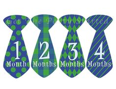 Baby Month Stickers Boy Monthly Onesie by getthepartystarted, $12.00 more baby shower gift ideas at  http://www.etsy.com/shop/getthepartystarted?section_id=6771147