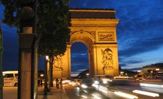 Paris in Spring #budgettravel #travel #Paris #France #ArcdeTriomphe #art #architecture #spring #beautiful #inspiration #tips BudgetTravel.com
