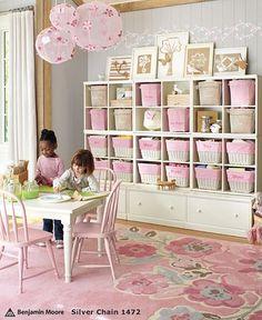 Michaelas playroom?