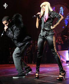 Nicki Minaj (and Drake)