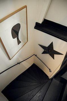to the attic...