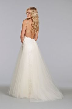 Bridal Gowns, Wedding Dresses by Tara Keely - Style tk2403