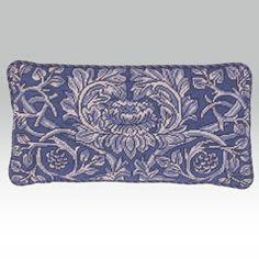 William Morris tile needlepoint kit.