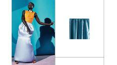 Lupita Nyong'o Ignites a Saturated Color Trend