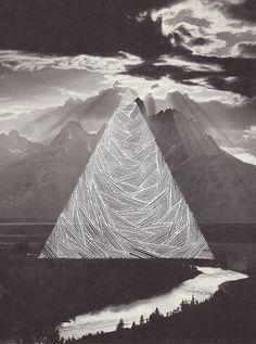 triangle, geometric