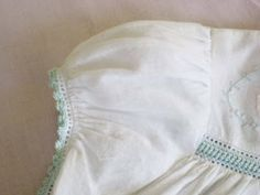"""What makes it """"heirloom"""" sewing"""