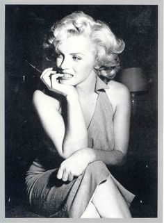 Iconic beauty - marilyn monroe