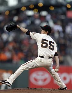 Tim Lincecum // San Francisco Giants