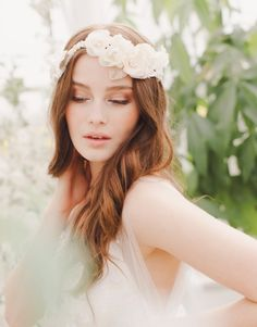 Flower Crown with some sparkle!