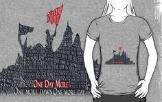 My new shirt!! Les mis