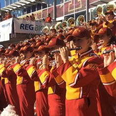 Fight Song! #homecoming #Cyclones