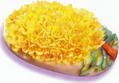 Lovely!   Google Image Result for http://www.templeofthai.com/images/products/soap-carving-flowers.jpg