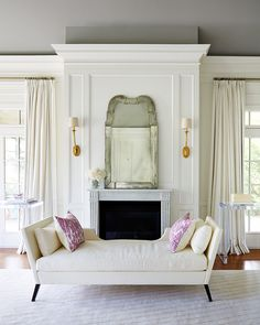 Before & After: A Bright and Elegant Master Bedroom by McGill Design | Lonny.com