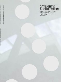& magazine covers.  Daylight & Architecture