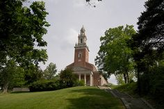 Denison University in Granville, Ohio