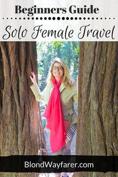 solo female travel |