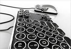 product, stuff, gadget, tech, design, typewrit keyboard, philco pc, thing, typewriters