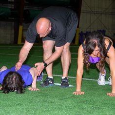 NFL Cheerleader Workout?