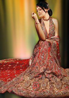 Designer Lehenga Cholis Fashion 2011