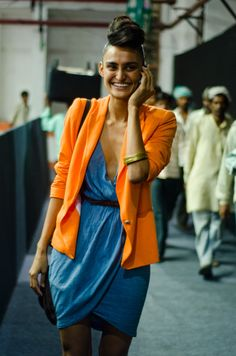Rachel, New Delhi   30 Incredibly Chic Street-Style Photos From India