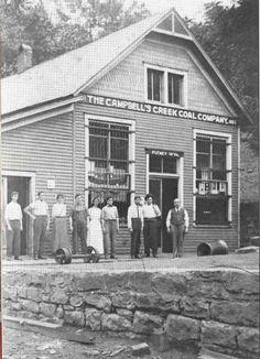 ... at Campbell's Creek Coal Company, Putney, Kanawha Co., WV--EWVAIH More