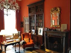 Irish Style Country Houses Cappoquin House Irish Decor Country Style