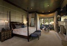Venetian Eclectic Bedroom