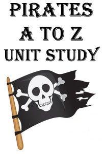 TheHomeSchoolMom: Pirates A to Z Unit Study