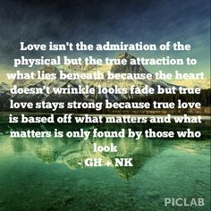 True love is only found by those who look cute couple quote
