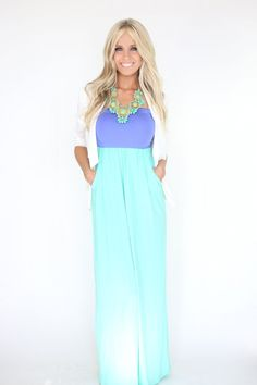 Lime Lush Boutique - Ruched Strapless Maxi Dress, $36.99 (http://www.limelush.com/ruched-strapless-maxi-dress/)