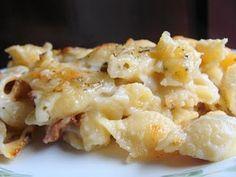 Chicken Ranch Mac & Cheese
