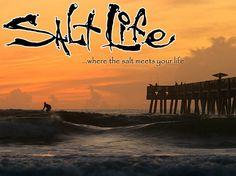 live the Salt Life.  Gotta Love Jax Beach, Florida