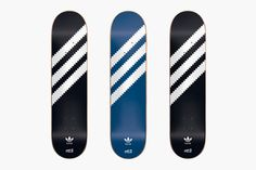 #skateboard #adidas #deck
