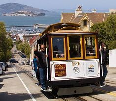 Clang, clang, clang went the trolley....
